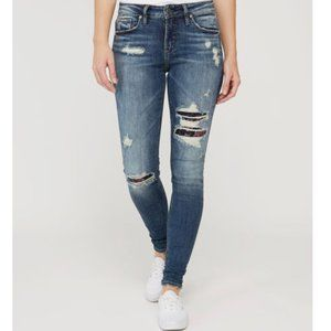 SILVER JEANS CO avery ssx430